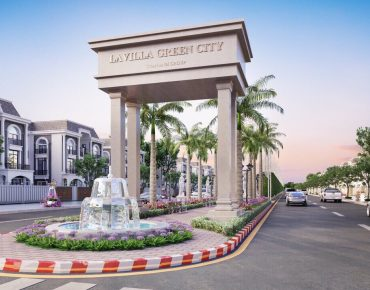 Lavilla Green City Tân An